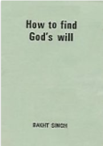 10. How to find God's will